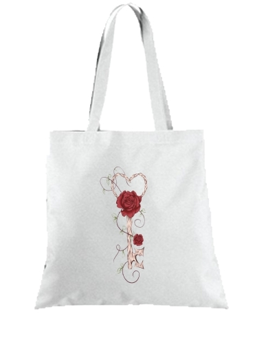 Tote Bag  Sac Key Of Love
