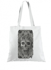 Tote Bag  Sac Lace Skull