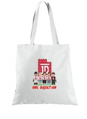 Tote Bag  Sac Lego: One Direction 1D