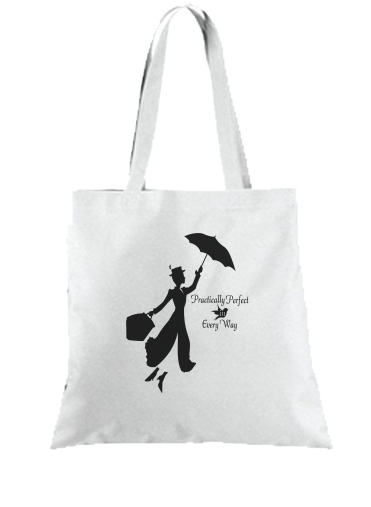 Tote Bag  Sac Mary Poppins Perfect in every way