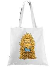 Tote Bag - Sac Minion Throne