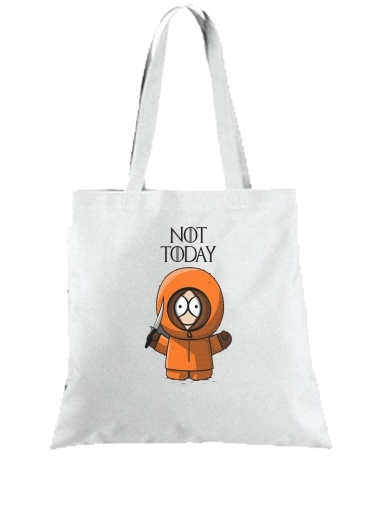Tote Bag  Sac Not Today Kenny South Park