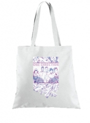 Tote Bag One Direction 1D Music Stars