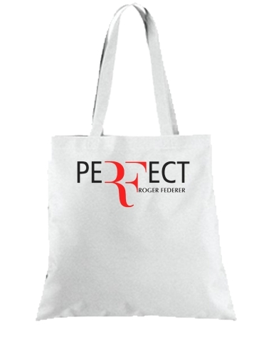 Tote Bag  Sac Perfect as Roger Federer