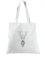 Tote Bag  Sac Poetic Deer