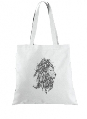 Tote Bag Poetic Lion