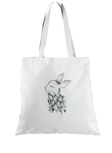 Tote Bag - Sac Poetic Rabbit