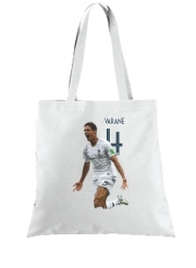 Tote Bag  Sac Raphael Varane Football Art