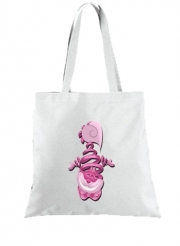 Tote Bag  Sac Ribbon Cat