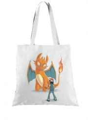 Tote Bag - Sac Sacha Monster Trainee