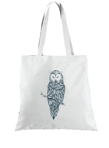Tote Bag - Sac Snow Owl