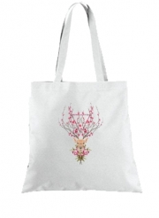 Tote Bag  Sac Spring Deer
