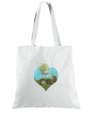 Tote Bag  Sac Summer Feeling Birds