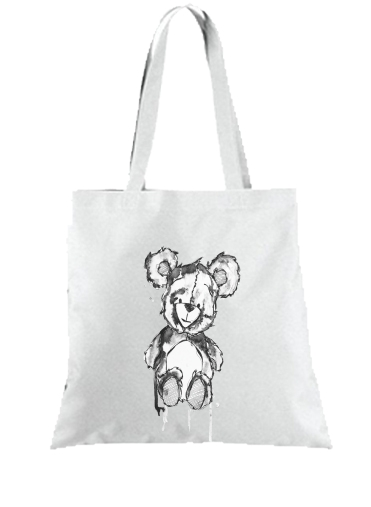 Tote Bag  Sac Teddy Bear