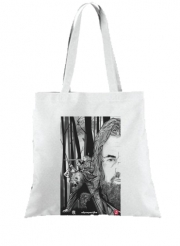 Tote Bag The Bear and the Hunter Revenant