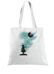 Tote Bag - Sac The Girl That Hold The World