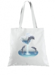 Tote Bag - Sac The Heart Of The Dolphins