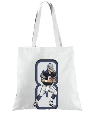 Tote Bag The triplets leader QB 8