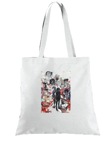 Tote Bag  Sac Tokyo Ghoul Touka and family