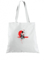Tote Bag  Sac Trash Polka - Female Samurai