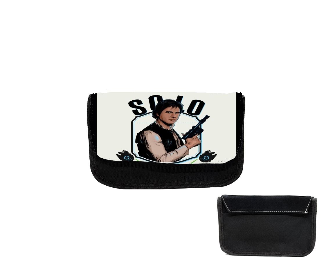 Pencil case Han Solo from Star Wars
