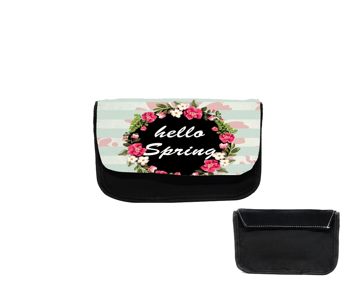 Pencil case HELLO SPRING