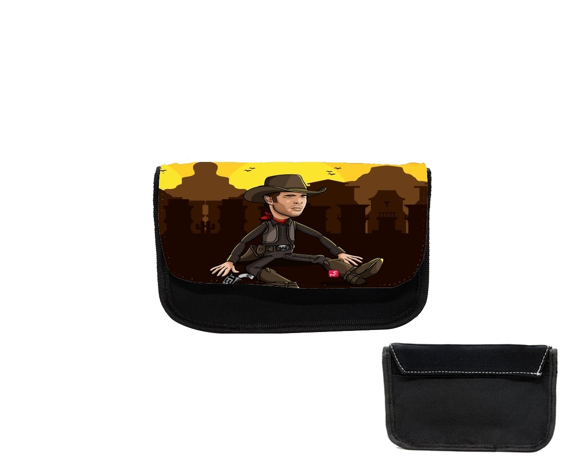 Pencil case Teddy WestWorld