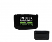 Trousse Un Geek ne vieillit pas il level up
