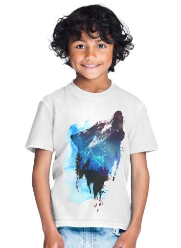 Wolf Alone t-shirt