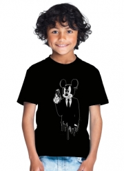T-Shirt Boy American Gangster