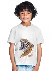 T-Shirt Boy Animals Collection: Tiger