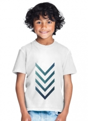 T-Shirt Garçon Blue Arrow