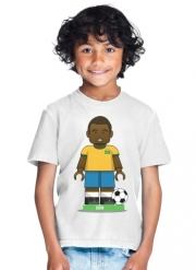 T-Shirt Boy Bricks Collection: Brasil Edson
