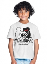 T-Shirt Garçon Danganronpa bear