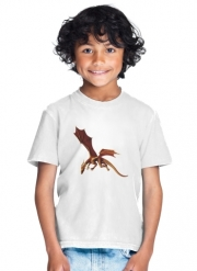 T-Shirt Garçon Dragon Attack