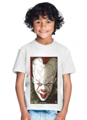 T-Shirt Boy Evil Clown