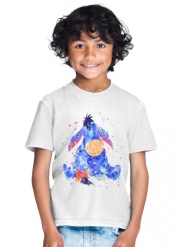 T-Shirt Boy Eyeore Water color style