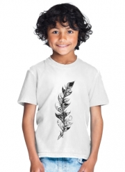 T-Shirt Garçon Feather