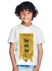 T-Shirt Garçon Flag House Clegane