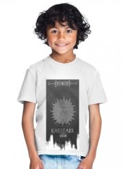 T-Shirt Garçon Flag House Karstark