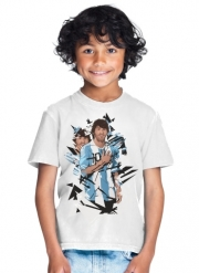 T-Shirt Boy Football Legends: Lionel Messi Argentina