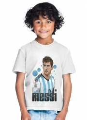 T-Shirt Boy Football Legends: Lionel Messi World Cup 2014
