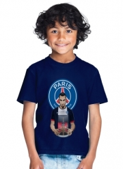T-Shirt Boy Football Stars: Zlataneur Paris