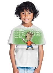 T-Shirt Garçon Bart Punition - Je s'appelle groot