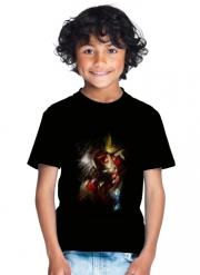 T-Shirt Boy Grunge Ironman