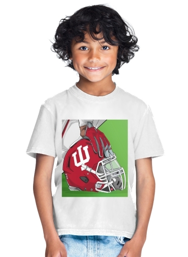 T-Shirt Boy Indiana College Football