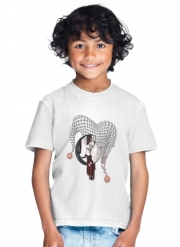 T-Shirt Garçon Joker girl