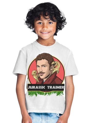 T-Shirt Boy Jurassic Trainer
