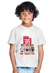 T-Shirt Boy Lego: One Direction 1D