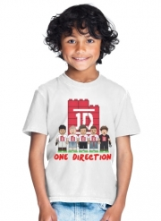 T-Shirt Garçon Lego: One Direction 1D